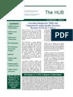 Hub Newsletter October 2013