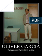 Oliver Garcia by the Tau Kappa Phi Law Fraternity Editorial Team