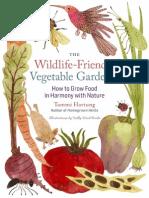 The Wildlife-Friendly Vegetable Gardener — A Sneak Peek