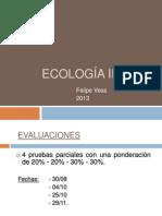 Clase 1 Ecología II
