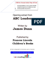 Lovereading4kids-ABC London by James Dunn