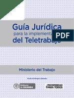 Guia Juridica Teletrabajo