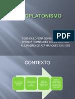 El Neoplatonismo