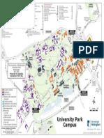 Map University Park