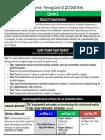 7th grade2nd quarter planning guide sy13-14 draft version b