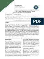 INFLUENCE OF AYURVEDIC ANTIDIABETIC AGENT ON THE PHARMACODYNAMICS OF GLIMEPIRIDE