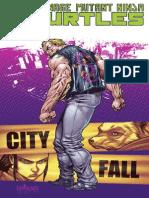 Teenage Mutant Ninja Turtles #27 Preview