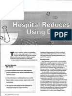Hospital Reduces Medication errors Using DMAIC