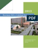 Curso Normas ISO Y Calidad EDUC-New