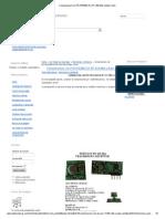 Comunicacion Con PIC16F628A Por RF 433 Mhz a Bajo Costo