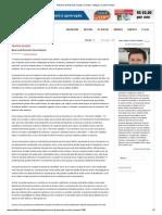 Reserva do Possível e Senso Comum - Artigos _ Carta Forense