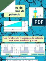 Tornillo de Potencia 2013V