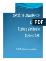 2013108 164613 Aula+11 Custeio+Variavel+e+ABC