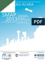 Buku Acara SMAP 2013 Final