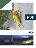 Petzl Sport Catalog 2013 ES