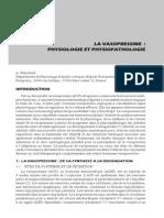 La Vasopressine _ Physiologie Et Physiopathologie
