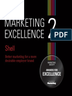 Employer Brand Marketing Excellence - Shell Case Study