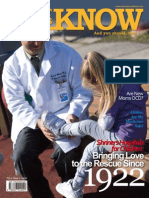 What Doctors Know - April 2013