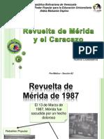 Caracazo. 2013 Premedico