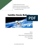 Trabajo Satelite de Luis