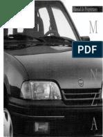 Manual Monza 1992