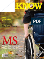What Doctors Know - December 2012