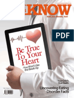What Doctors Know - October 2012