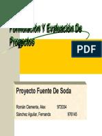 Proyecto_fuente de Soda