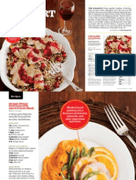 Muscle and Fitness Hers features Elite Lifestyle Chef Carlo Filippone