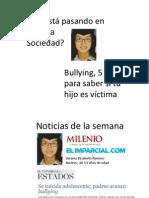 Violencia y Bulling