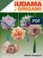 Kusudama Ball Origami