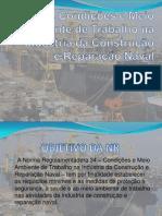NR-34 Condições e Meio Ambiente de Trabalho na.pptx