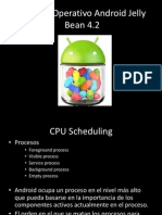 Sistema Operativo Android Jelly Bean 4