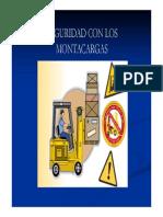 Seguridad Montacargas