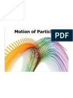 Movement of Particles