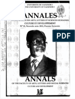 Exposing Cameroon's Connection to the Transatlantic Slave Trade