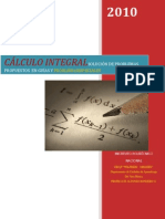 calculo integral solución de problemas