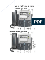 Guia Genereal de Telefonos Cisco