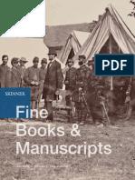 Fine Books & Manuscripts | Skinner Auction 2687B