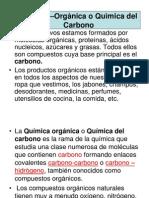 Quìmica –Orgànica -Prev.de Riesgos