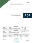 Manual de Control Bancario