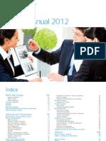 Informe Anual Bbva Bancomer 2012