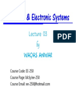 Lecture # 3 [Slides]