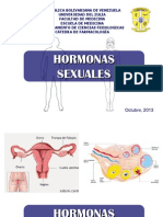 Hormonas Sexuales Octubre 2013