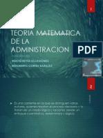 Escuela Matematica