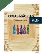 Libro Cosas Magicas