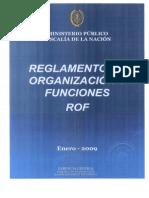 PLAN_10044_Reglamento_de_Organización_y_Funciones_del_Ministerio_Público_2012