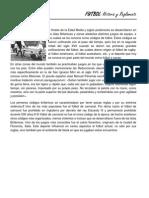 FUTBOL Historia y Reglamento