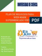 Plan de Negocios Web-mark Para Presenta