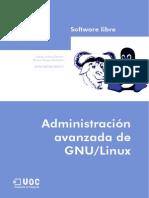 Administración avanzada de GNU-Linux